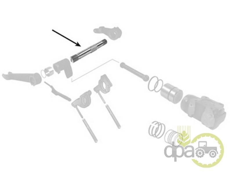 Ax ridicare hidraulica  Massey Ferguson 897567M3