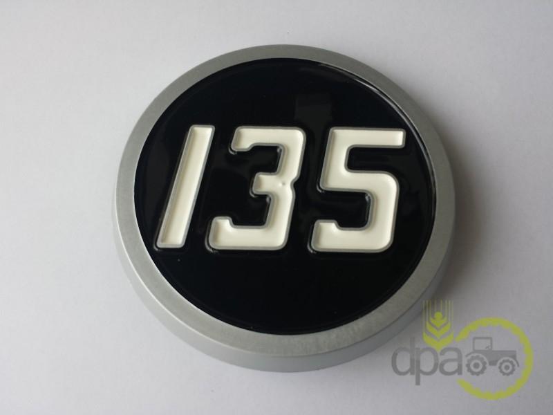 Emblema plastic  Massey Ferguson 883389M1