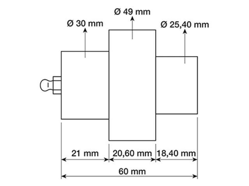 Pivot  Case IH 04317536
