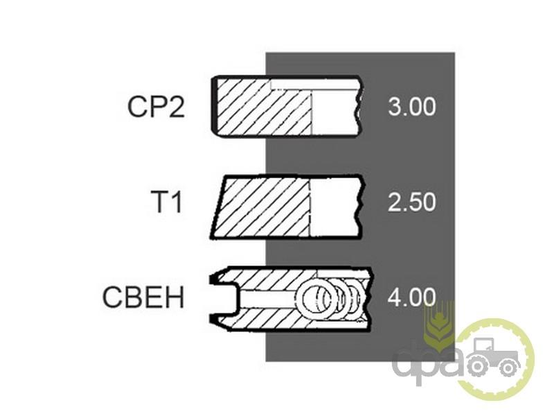Segmenti motor  Same 00860052610