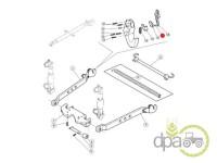 John Deere-Alte piese sistem ridicare hidraulica-BOLT CAPAT TIRANT