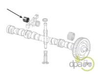 Deutz-Alte piese motor-BUCSA CULBUTOR