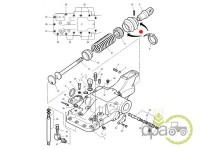 Massey Ferguson-Alte piese sistem ridicare hidraulica-BURDUF RIDICARE HIDRAULICA