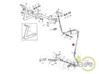 John Deere-Cabluri ambreiaj-CABLU AMBREIAJ