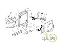 Ford-Carcase termostat-CARCASA TERMOSTAT