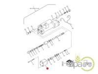 New Holland-Alte piese sistem hidraulic-ELECTROVALVA HIDRAULICA