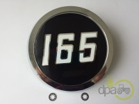 Massey Ferguson-Embleme-EMBLEMA PLASTIC