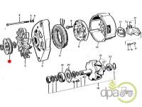 John Deere-Alte piese sistem electric-FULIE ALTERNATOR