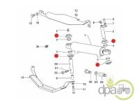 Same-Garnituri sistem directie-GARNITURA BOLT CILINDRU DIRECTIE