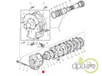John Deere-Garnituri transmisie-GARNITURA CARCASA AMBREIAJ TRANSMISIE
