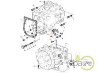 John Deere-Garnituri transmisie-GARNITURA CARCASA CUTIE VITEZA