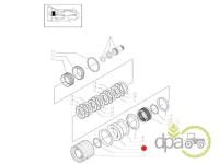 New Holland-Garnituri transmisie-INEL CAUCIUC TRANSMISIE