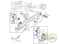 John Deere-Alte piese sistem ridicare hidraulica-KIT REPARATIE TIRANT