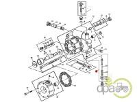 John Deere-Kituri reparatie pompa hidraulica-KIT REPARATIE VALVA POMPA HIDRAULICA