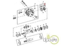 John Deere-Alte piese sistem hidraulic-OPRITOR SUPAPA POMPA HIDRAULICA