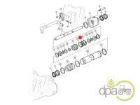 John Deere-Garnituri sistem directie-ORING CILINDRU DIRECTIE