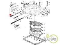 John Deere-Garnituri transmisie-ORING SUPAPA TRANSMISIE