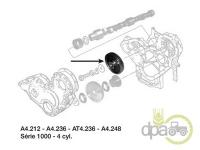 Massey Ferguson-Alte piese motor-PINION AX CU CAME