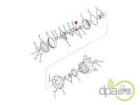 Ford-Pinioane reductor-PINION PLANETAR FATA