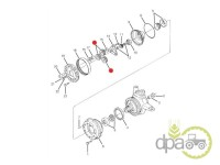 New Holland-Pinioane reductor-PINION SATELIT FATA
