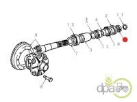 Fiat-Piulite transmisie-PIULITA GRUP CONIC FATA