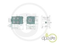 Piese universale-Pompe directie-POMPA DIRECTIE