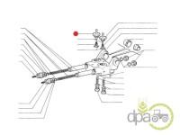 Fiat-Alte piese sistem franare-REDUCTIE POMPA FRANA