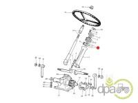 Ford-Rulmenti sistem directie-RULMENT AX CASETA DIRECTIE
