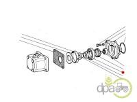 Fiat-Rulmenti pompa hidraulica-RULMENT AX POMPA HIDRAULICA