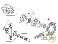 Fiat-Rulmenti transmisie-RULMENT CARCASA DIFERENTIAL SPATE