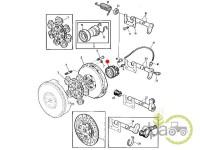 John Deere-Rulmenti presiune ambreiaj-RULMENT PRESIUNE