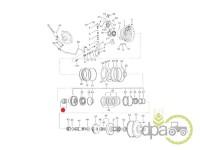 New Holland-Segmenti priza putere-SEGMENT TEFLON PRIZA PUTERE