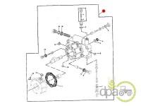 John Deere-Kituri reparatie pompa hidraulica-SET GARNITURI POMPA HIDRAULICA