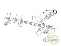 John Deere-Garnituri ridicare hidraulica-SET INELE PISTON CILINDRU HIDRAULIC