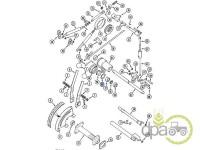 Case IH-Alte piese sistem ridicare hidraulica-SET SAIBE AX RIDICARE HIDRAULICA
