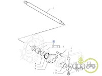 New Holland-Alte piese sistem ridicare hidraulica-SIGURANTA AX RIDICARE HIDRAULICA
