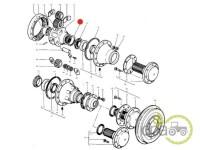 Massey Ferguson-Sigurante reductor-SIGURANTA CARCASA REDUCTOR SPATE 5.99-6.04MM