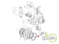 John Deere-Sigurante transmisie-SIGURANTA PLANETARA FATA