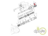 John Deere-Simeringuri sistem directie-SIMERING CILINDRU DIRECTIE