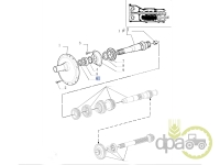 Fiat-Simeringuri transmisie-SIMERING CUTIE VITEZA