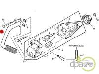 John Deere-Alte piese motor-SORB ULEI MOTOR