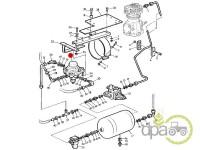 Deutz-Alte piese sistem franare-SUPAPA FRANARE