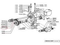 Fiat-Axe priza putere-AX PRIZA PUTERE Z15