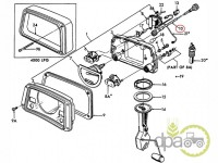 Ford-Cabluri turometru-CABLU TUROMETRU